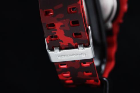 [カシオ]CASIO 腕時計 G-SHOCK Camouflage Series GD-120CM-4JR メンズ