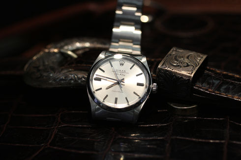 ROLEX OYSTER PERPETUAL AIR-KING Ref.5500