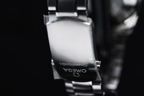 【オメガ】【3221.30】【OMEGA SPEEDMASTER DAY-DATE】【腕時計】【未使用品】