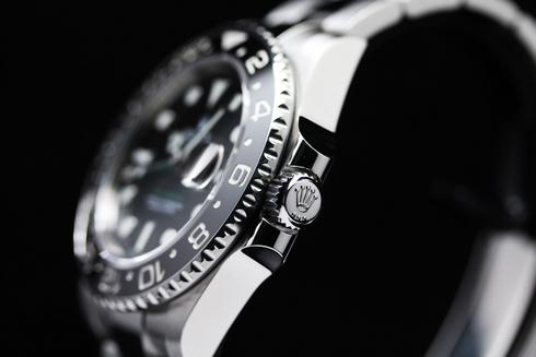ロレックス ROLEX GMTマスターII 116710LN  【腕時計】  【メンズ】