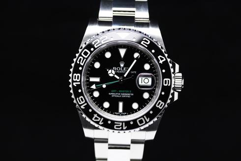 ロレックス GMTマスターII Ref.116710LN ブラック