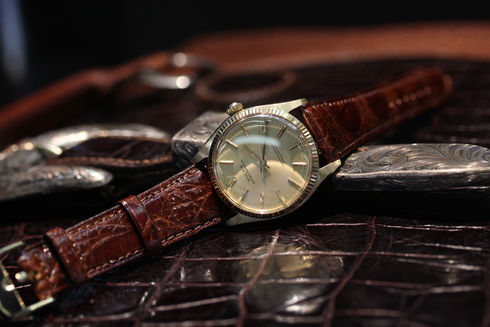 Oyster Perpetual Wristwatch Ref.1005