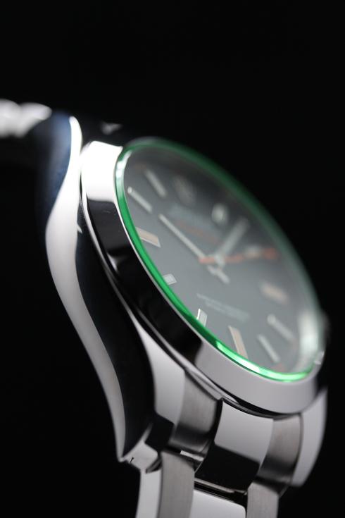 ロレックス ROLEX ミルガウス 116400GV 【未使用品】【腕時計】【送料無料】【メンズ】