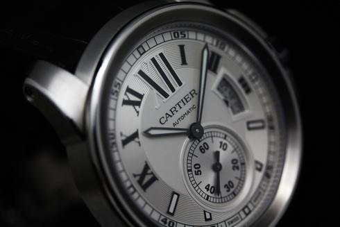 京都屋質店 CARTIER Calibre de Cartier Ref.W7100037