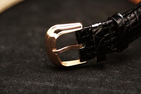 トノーカーベックス ゴールド クロコ Ref.8880SC GOLD CRO 新品 メンズ 39.5mm PG ゴールド クロコ アラビア レザー(クロコダイル) 自動巻き