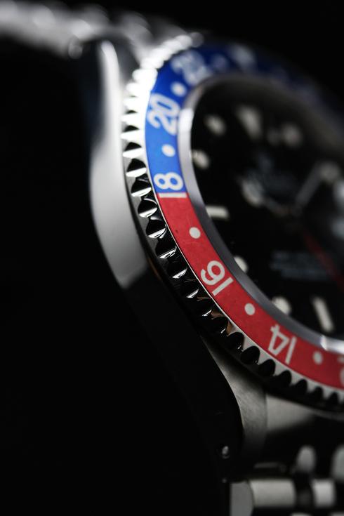 ロレックス GMTマスター 赤青ベゼル 16700 メンズ アンティーク