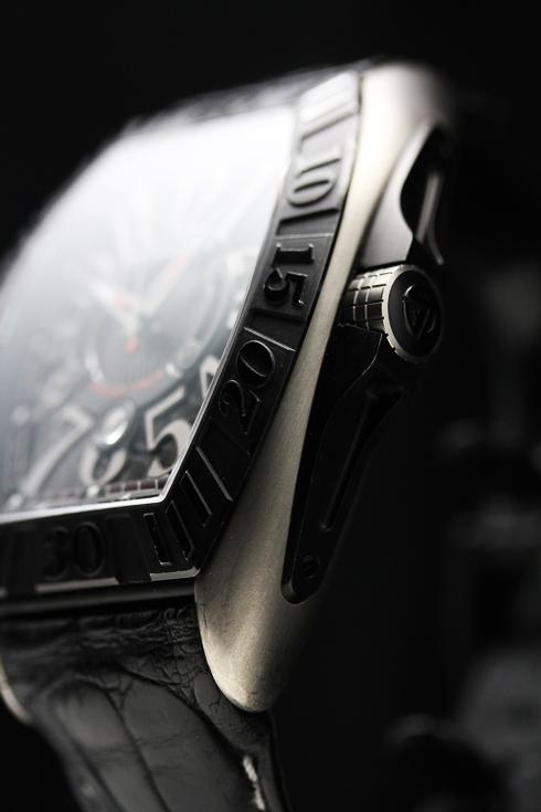 滋賀県ブランド腕時計の買取 コンキスタドール グランプリ 買取りました