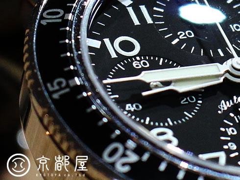 SINN INSTRUMENT CHRONOGRAPH 103.B.SA.AUTO【京都屋】