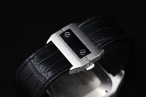 【Cartier(カルティエ) サントス100 クロノグラフ】ブランドショップ質屋