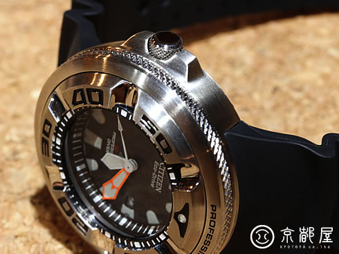 CITIZEN Promaster Aqualand Eco-Drive Ref.BJ8051-05E【京都屋】