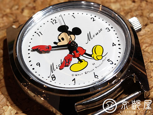 セイコートモニー  ミッキーマウス Ref.5000-7000