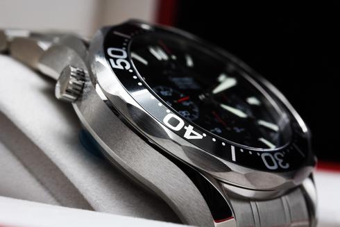 【OMEGA】 オメガ メンズ 腕時計 シーマスター 300m プロフェッショナル クロノグラフ