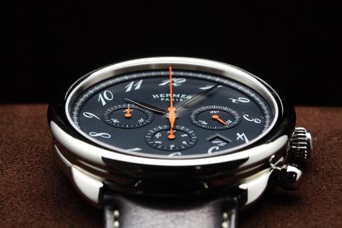 hermes AR4.910 Arceau Chronograph
