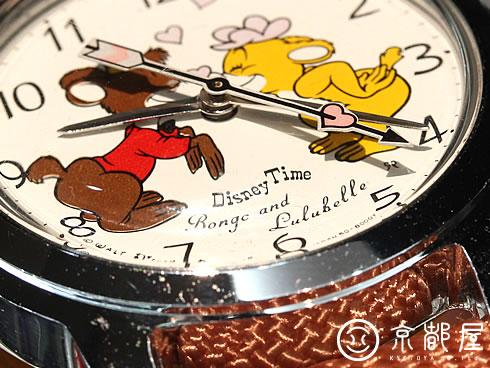 SEIKO Disney Time Bongo and Lulubelle【京都屋】