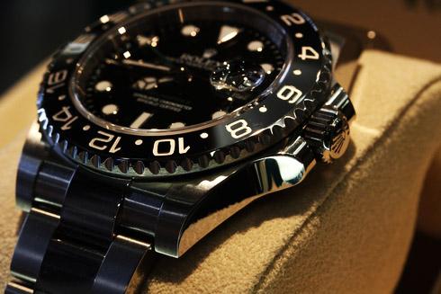 ロレックスの時計 GMTマスターⅡ モデルNo.116710ln   (2).jpg