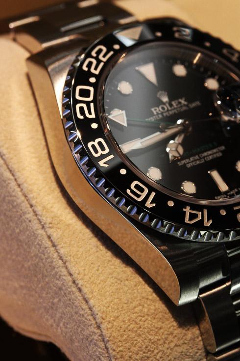 ロレックスの時計 GMTマスターⅡ モデルNo.116710ln   (3).jpg