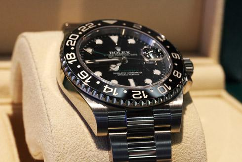 ロレックスの時計 GMTマスターⅡ モデルNo.116710ln   (8).jpg