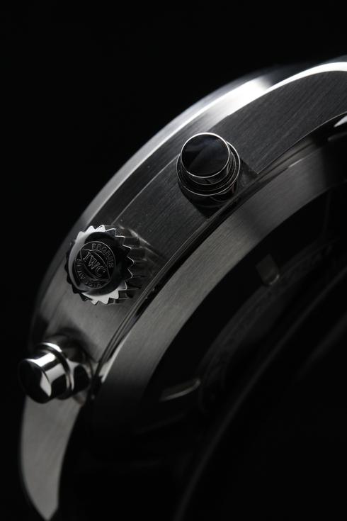 IWC IW377801IWCらしい質実剛健な造り込みが存分に味わえる時計です