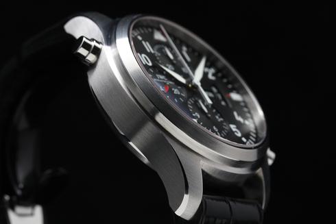 IWC IW377801 IWCらしい質実剛健な造り込みが存分に味わえる時計です