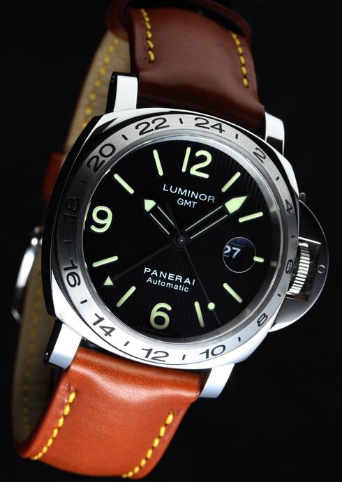 2010 LUMINOR GMT ( ø 44 mm ) / PAM00029