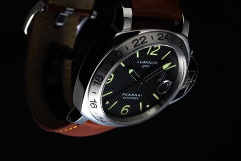 パネライ ルミノール GMT フリンケ PAM00029