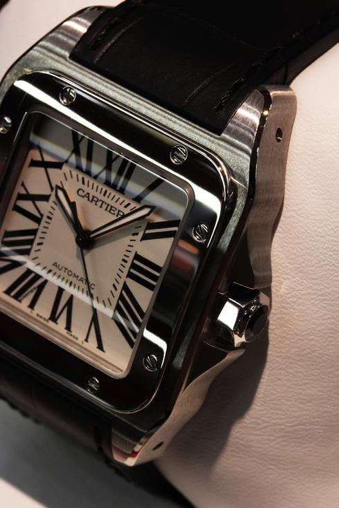 Cartier SANTOS100 W20073X8