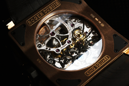 ムーブメント ROGER DUBUIS King Square Automatic Mens Watch RG 750 (4).jpg