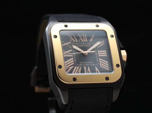 Cartier Santos 100 Carbon Ref.W2020009  (6).jpg