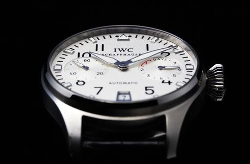 IWC BIG PILOT WATCH TRIBUTE TO JAPAN 2009 IW500418 (5).jpg