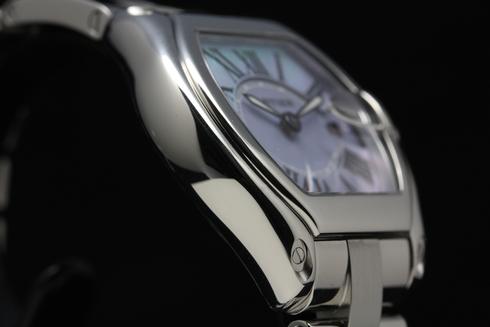 Cartier W6206007 Roadster Purple MOP Ladies Watch