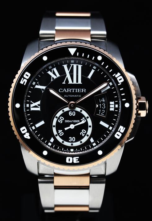 Cartier men's Calibre de Cartier Diver watch Ref.W7100054 (3).jpg