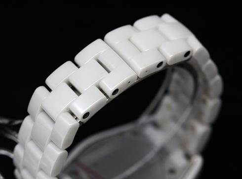Chanel J12 H2010 White Ceramic 33mm Quartz Watches (8).jpg