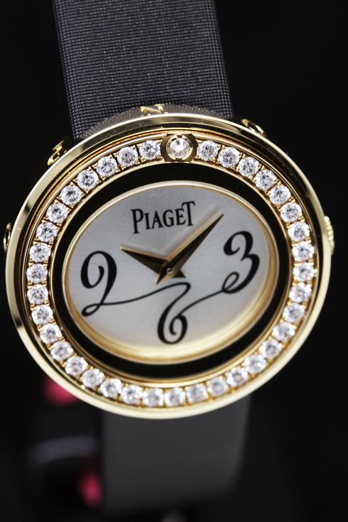 【PIAGET】possession bezel diamond YG GOA32506 (3).jpg