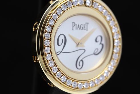 【PIAGET】possession bezel diamond YG GOA32506 (4).jpg