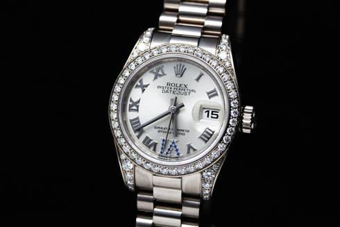 ROLEX Datejust Diamond Bezel Ref.179159 K18WG Lady's  (5)[1].jpg