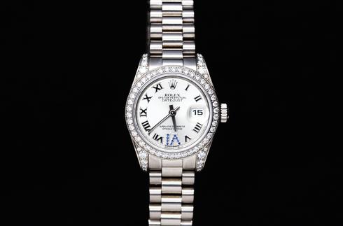 ROLEX Datejust Diamond Bezel Ref.179159 K18WG Lady's  (2)[1].jpg