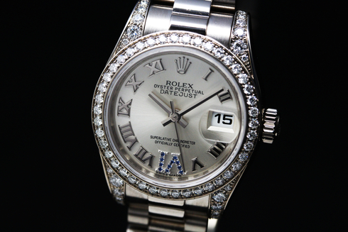 ROLEX Datejust Diamond Bezel Ref.179159 K18WG Lady's  (9)[1].jpg