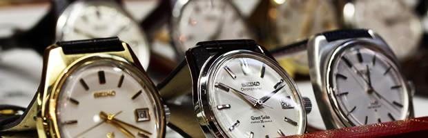 滋賀県で腕時計を買うなら老舗の質屋がお勧めです