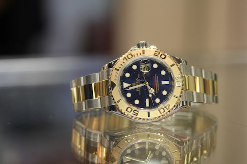 Pre-Owned Rolex Yachtmaster (16623)