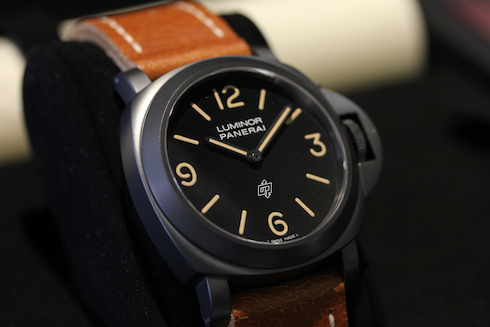 Luminor Base Logo PVD Paneristi PAM00360