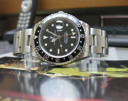 ロレックス GMTマスターⅠRef.16700