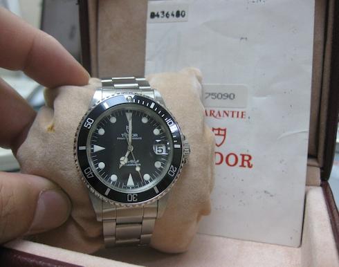 チュードル サブマリーナ Ref.75090