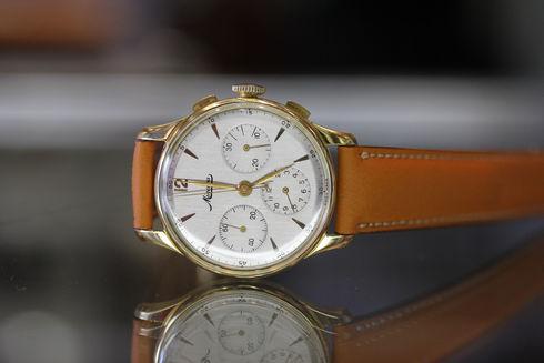 Minerva Chronograph Valjoux72