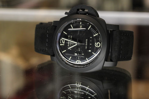 OFFICINE PANERAI LUMINOR 1950 10 DAYS GMT PAM00335