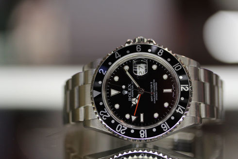 ROLEX 16710 GMT MASTER II