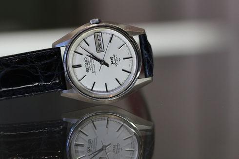 King Seiko Chronometer Special  5246-6010