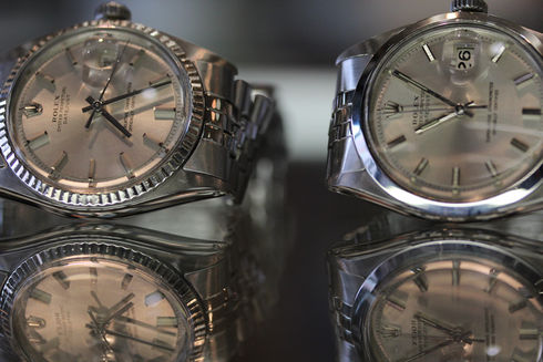 Rolex Oyster Perpetual Datejust ref.1601 ref.1600