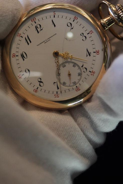 Vacheron Constantin Pocket Watches