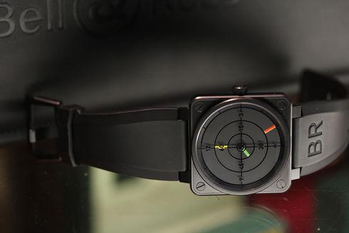 BELL&ROSS BR01-92 Radar Limited Edition