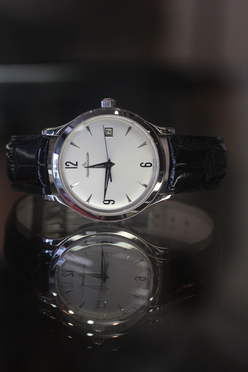 JAEGER-LECOULTRE MASTER CONTROL 37